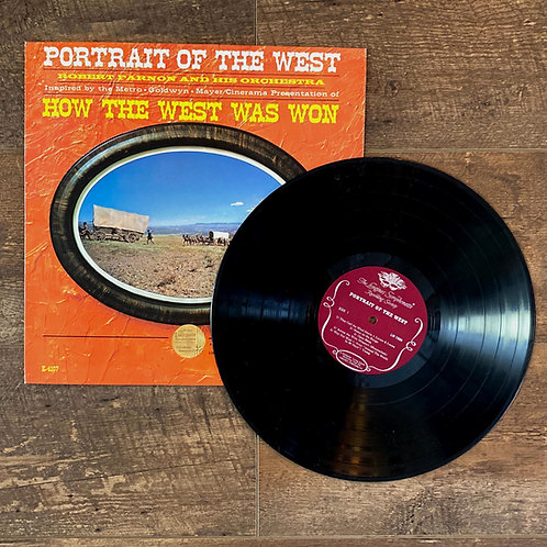 "Robert Farnon ""Portrait of the West/How The West Was Won"""