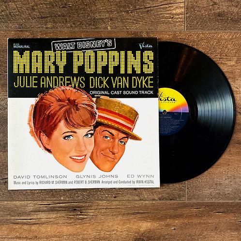 """Walt Disney's """"Mary Poppins"""" Original Cast Soundtrack"""