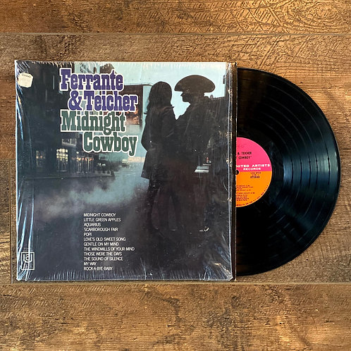 """Ferrante & Teicher """"Midnight Cowboy"""""""
