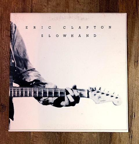 "Eric Clapton ""Slowhand"""