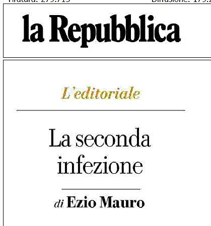 La seconda infezione - Repubblica.jpg