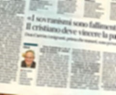 Intervista a Carron Corriere 10-01-19.jp