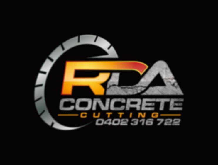 RDA Concrete Cuttng Logo