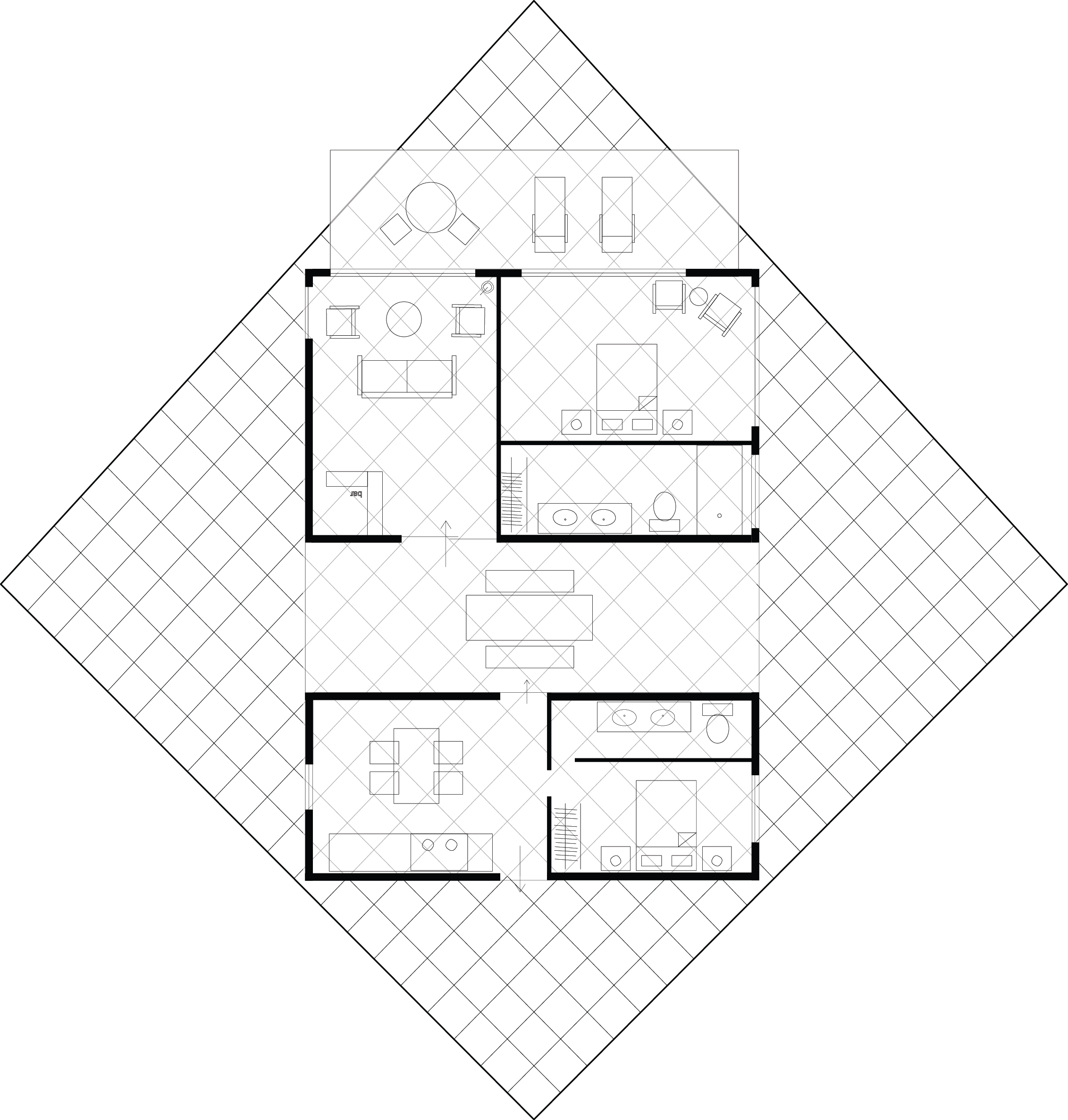 Guestroom plan dddone