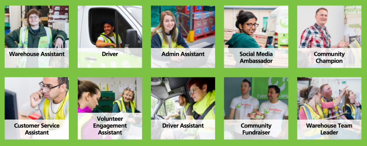 fareshare-volunteering-options