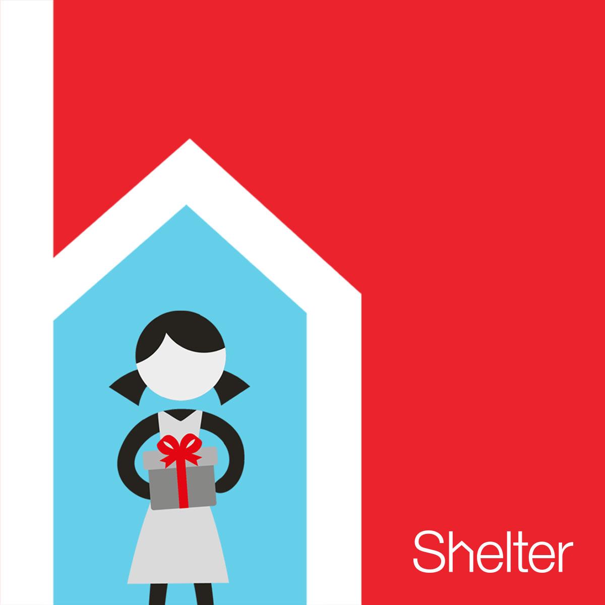 Shelter e-cards