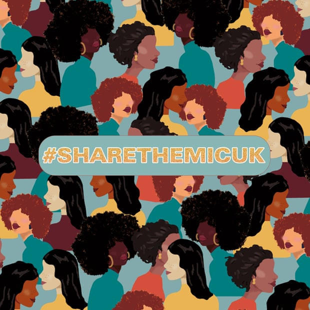Share the Mic campaign image