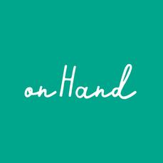 onHand app