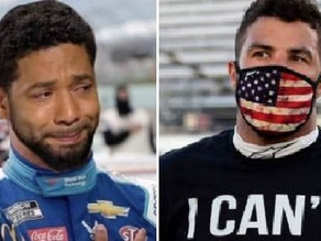Bubba Wallace Pushes Fake Hate Hoax for Profit