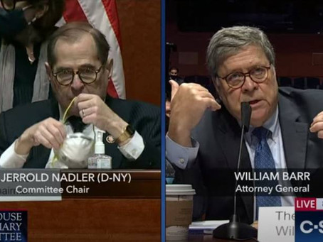 Reclaiming My Time - Disrespectful Democrats Go Low with Barr
