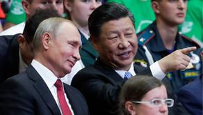 Dangerous Times - China and Putin Laugh at Biden