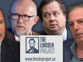 Lincoln Project Hates Trump, Loves Pedos. Interesting…