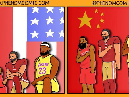 LeBron and the NBA Bow to Dictators in China Over America