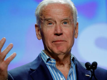 So let's talk about the Charlottesville LIE, Joe!