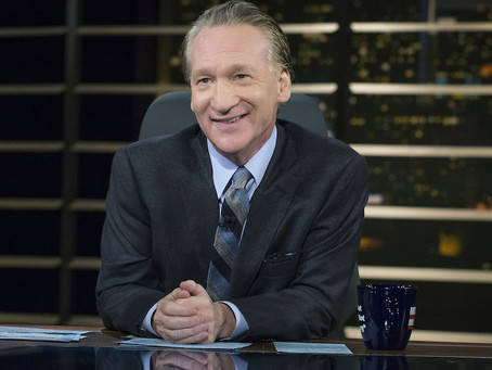 The Chinese Virus Recession: Hope You're Happy Bill Maher!