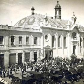 Iglesia del Buen Tono (circa 1910)