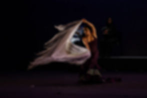 Lina Ravines Clases de baile flamenco CDMX