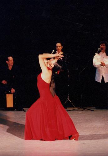 Centro Cultural San Angel Siguiriya Festival IMF.