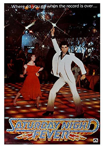 Fiebre de Sábado por la Noche (1977)