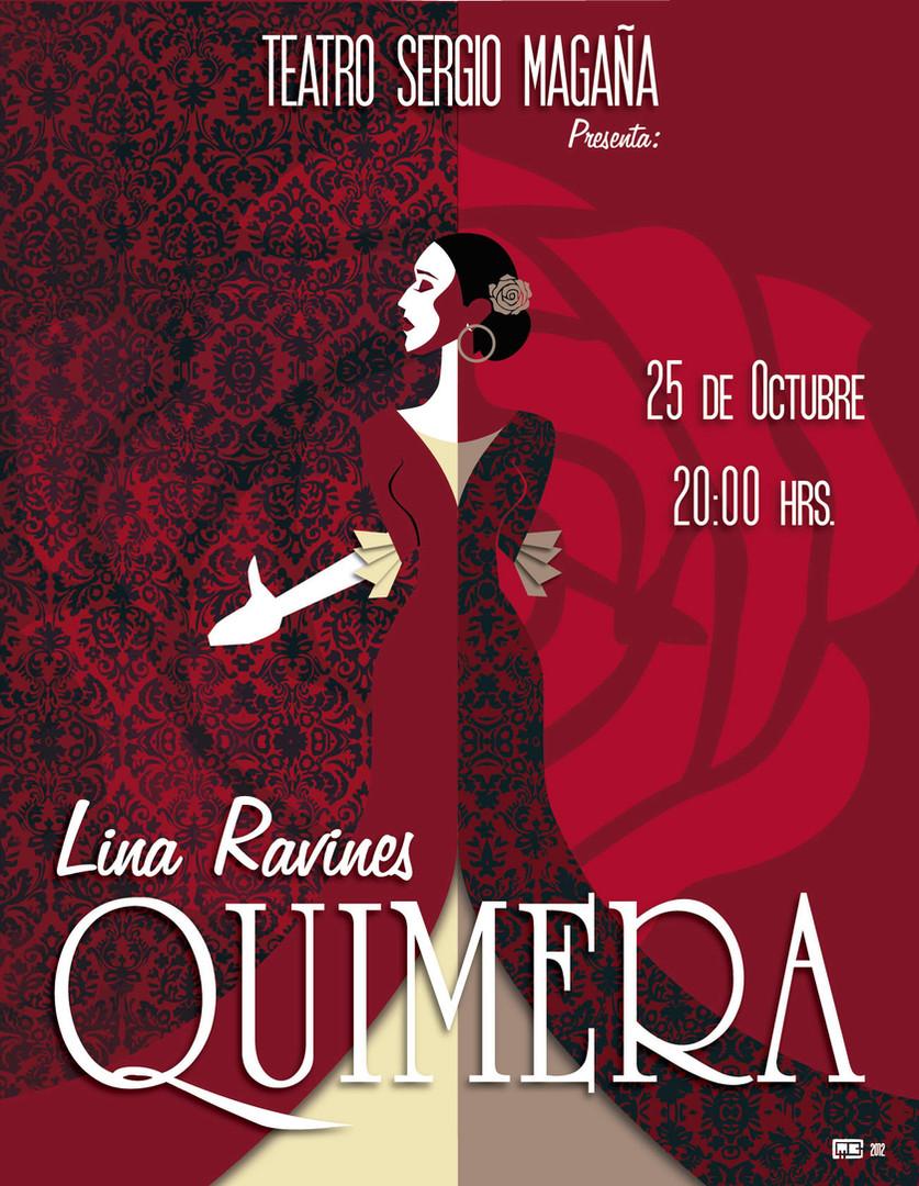 Poster Quimera