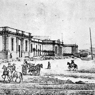 Ciudadela Siglo XIX.
