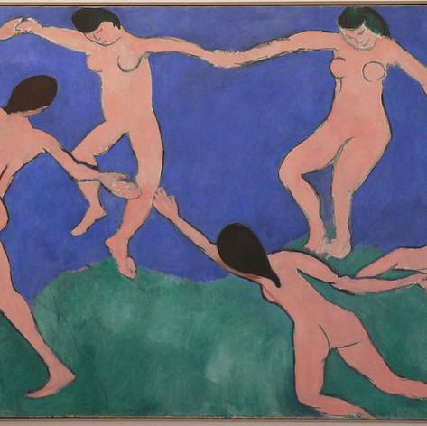 La danza de Henri Matisse