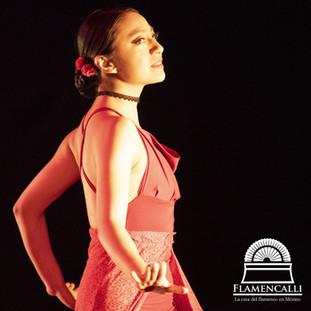 Alumna flamencalli