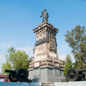 Estatua de Morelos