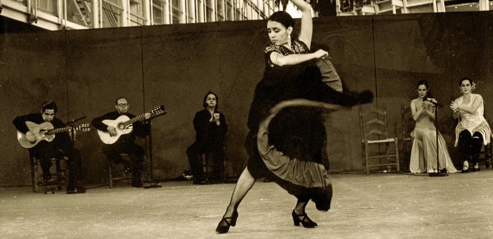 Guajira Danza flamenca Lina Ravines 2006