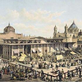 Mercado Iturbide (1856)