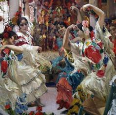 El Baile de Joaquin Soralla y Bastida (1914-1915)