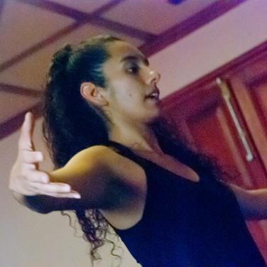 Clase de Danza Contemporánea
