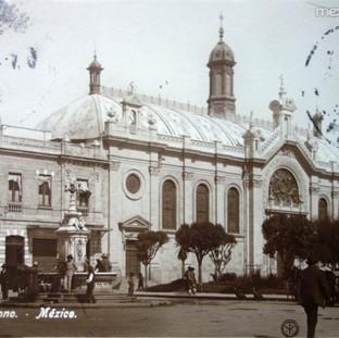 Iglesia del Buen Tono (circa 1900)