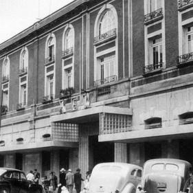 Estudios de la XEW (circa 1950)