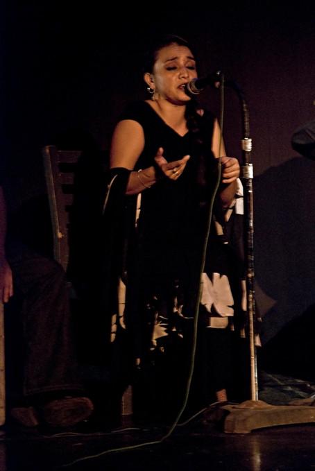 Lina al cante