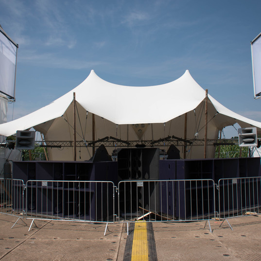 Festival Stretchzelt