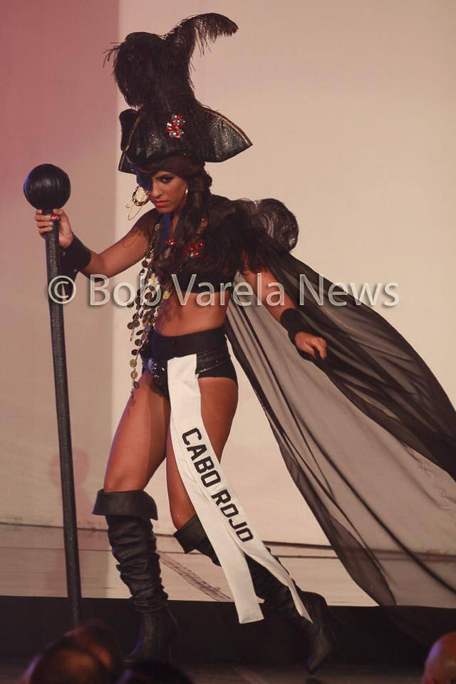 Miss Cabo Rojo 2014