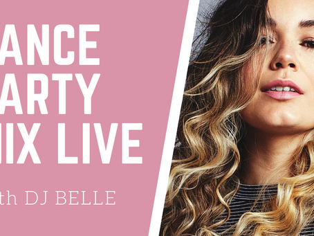 Virtual Dance Party With DJ Belle