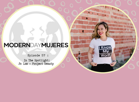 An Interview with the Modern Day Mujeres Podcast