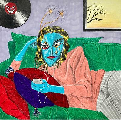Le sofa du mois par Demian