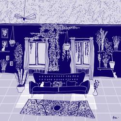 Le sofa du mois par Amélie Besvel