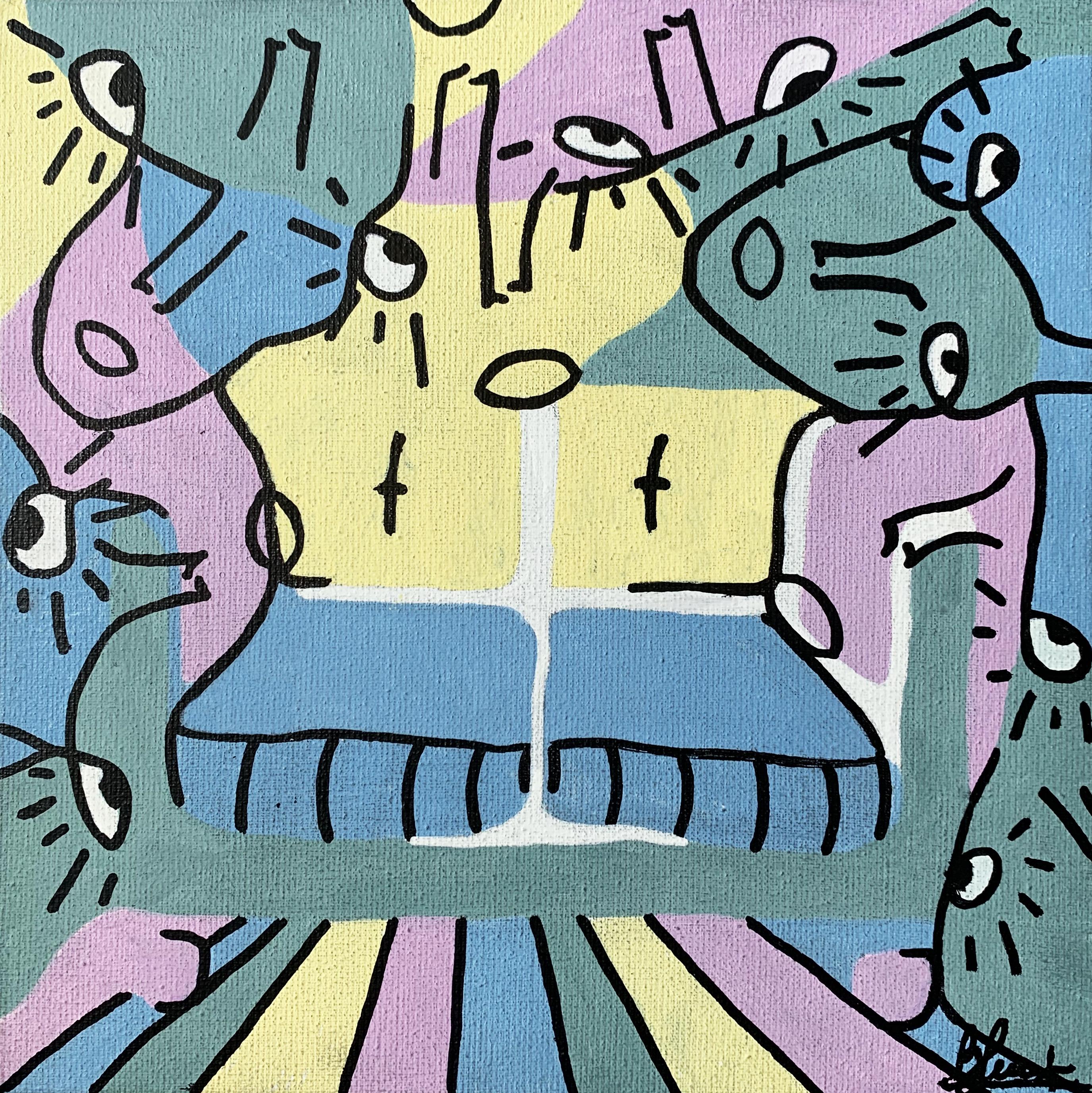 Le sofa du mois par Bérangère Lumineau