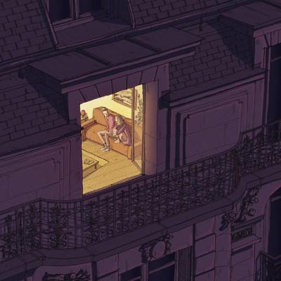 Le sofa du mois par Clément Gy