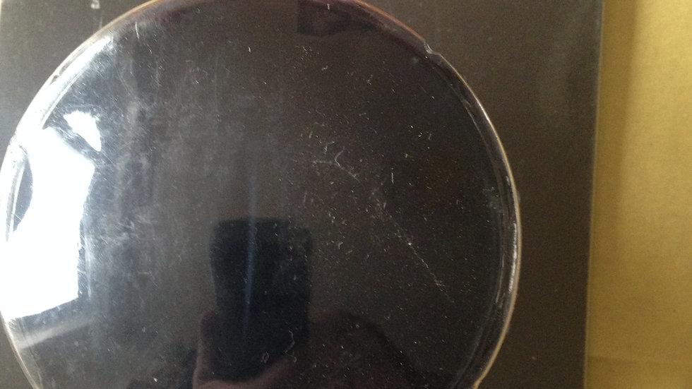 SCALLOPED BLACK HD GAS CAP