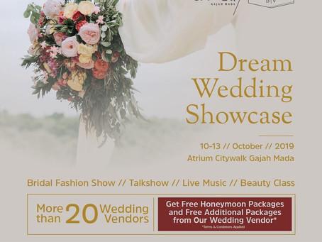 Dream Wedding Showcase