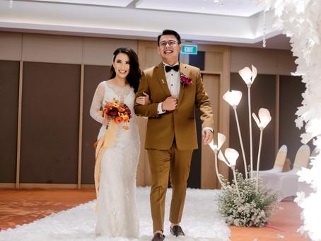 Wedding Mr & Mrs. N at Citywalk Gajah Mada