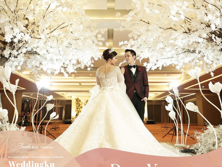 Duta Venues Hadir di Weddingku Virtual Weeks