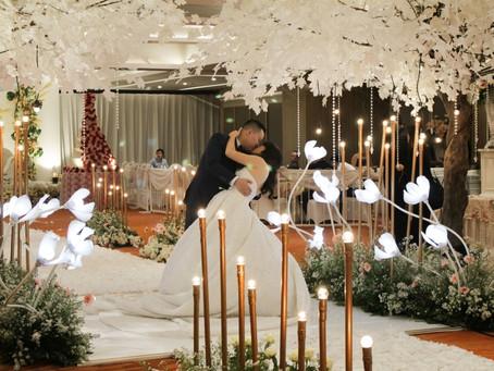 Benny & Rina Wedding Reception at Citywalk Gajahmada