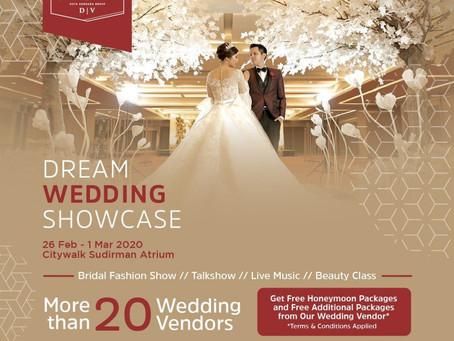 Dream Wedding Showcase #DutaVenues
