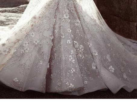 Berikut jenis- jenis Wedding Dress sesuai bentuk tubuh kamu!